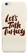 Let's Talk Turkey lettering for Zazzle and Redbubble | 26 Characters | 26_Characters | hoffmann angelic design | bold | iphone | 7 | ipad | sweatshirt | t-shirt | plate | turkey | funny | thanksgiving | pumpkin pie | business slogan