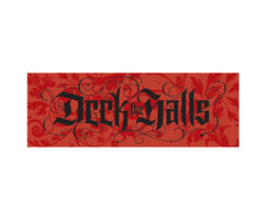 Deck The Halls lettering for Zazzle and Redbubble